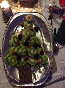 Yummy Xmas tree 😋