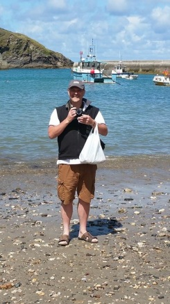 Gary in Port Isaac :)