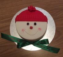Christmas cake 😋