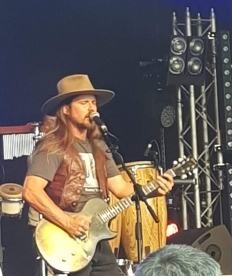 Willie Nelson's son!