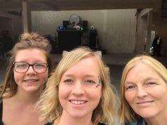 Leah, Robyn, Pinny 😘
